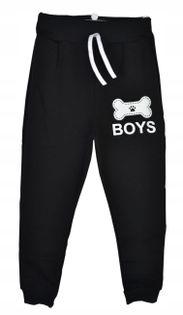 Spodnie chłopięce Boys, bawełna roz.86