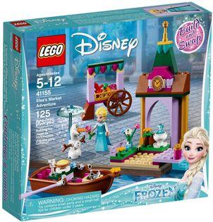 Klocki Disney Princess Przygoda Elzy na targu