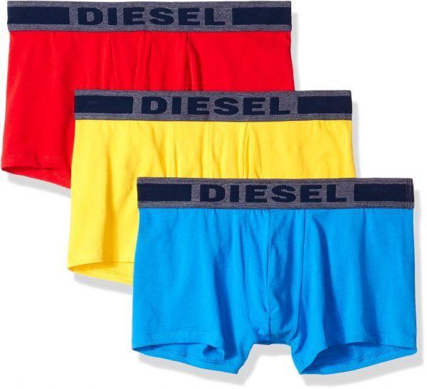 Diesel Bokserki 3-Pack (0BATB-E3953) XL zdjęcie 1