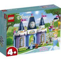 LEGO PRINCESS Przyjęcie w zamku Kopciuszka 43178