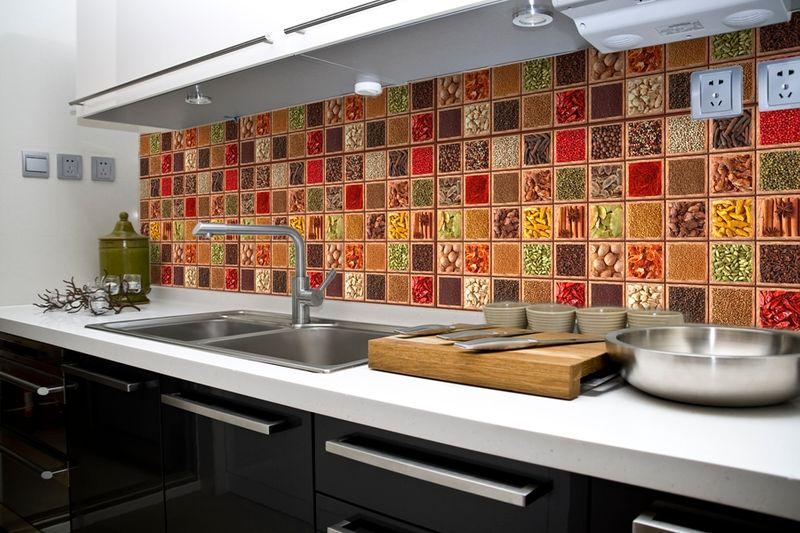 Dekoracyjne Panele ścienne Pcv 3d Spice Plastikowe Okładzina
