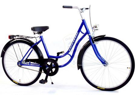 "Rower Universal 26"" 1spd - niebieski"