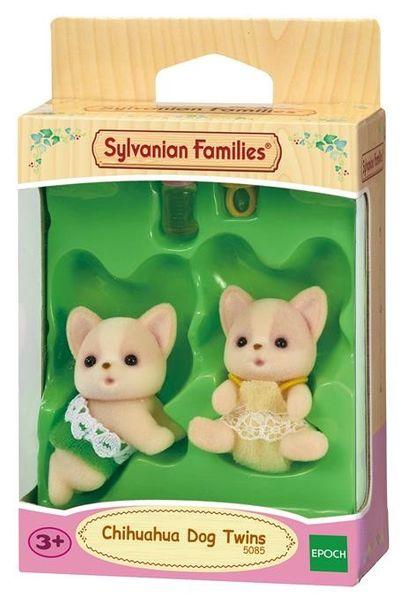 Sylvanian Families Bliźniaki piesków Chihuahua zdjęcie 3