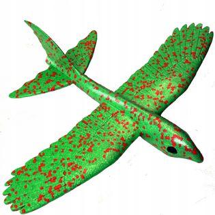 Samolot styropian składany rzutka latawiec bird