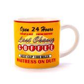 KUBEK CERAMICZNY COFFEE ŻÓŁTY 400 ml