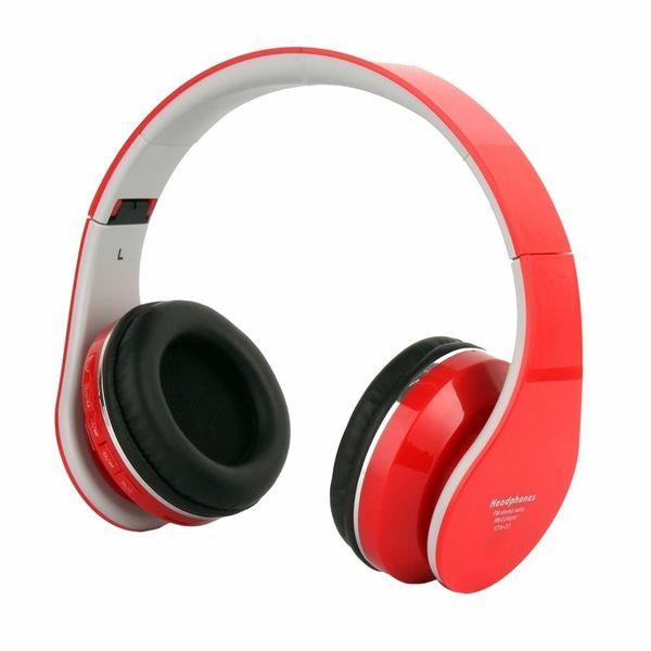 BEZPRZEWODOWE SŁUCHAWKI BLUETOOTH SD MP3 RADIO FM BOOM BOOM zdjęcie 2
