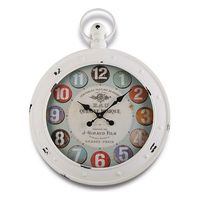Zegar Ścienny Metal (79 x 60 cm)