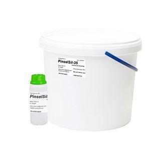 Silikon do form PinselSil-35 bardzo lepki 5 kg