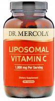 WITAMINA C Liposomalna dr Mercola 180 Licaps