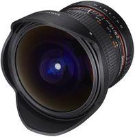 Samyang 12mm F2.8 Fish-Eye Rybie Oko Obiektyw FujiFilm X Fuji