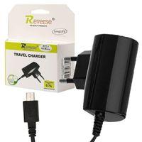 Ładowarka Sieciowa REVERSE micro USB e52/ i9100/ 8600 Moc: 0,7A
