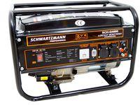 AGREGAT PRĄDOTWÓRCZY SCHWARTZMANN G4000 2800W AVR