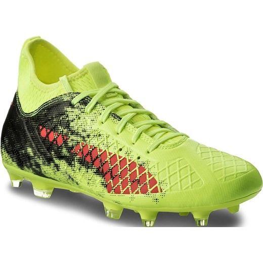 Buty piłkarskie Puma Future 18.3 FG AG Fizzy 104328 01 43