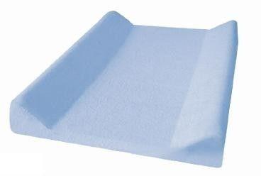 BabyMatex Pokrowiec frotte na przewijak 50/60 x 70/80 cm Kolor - Niebieski