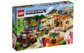 Lego Minecraft Najazd złosadników