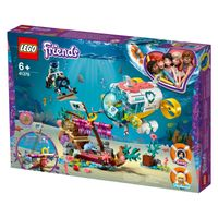 LEGO 41378 FRIENDS NA RATUNEK DELFINOM