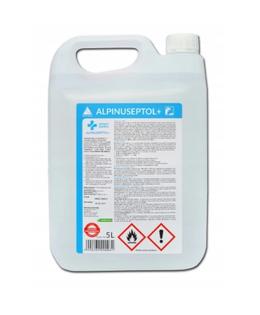 Alpinuseptol zielona herbata 5L płyn do dezynfekcji powierzchni