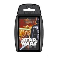 Gra Karciana  Top Trumps Star Wars I-III
