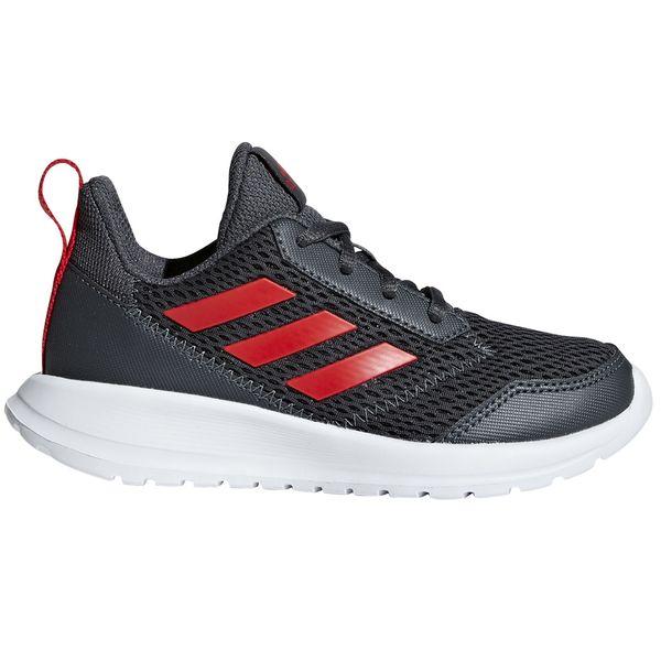 Buty dla chłopca adidas AltaRun K szare CG6020 36