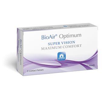 BioAir OPTIMUM 3szt. - soczewki kontaktowe
