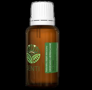 Naturalny olejek eteryczny z DRZEWKA HERBACIANEGO 10ml
