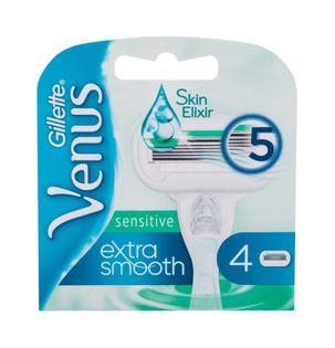 Gillette Venus Extra Smooth Sensitive Wkład do maszynki 4szt