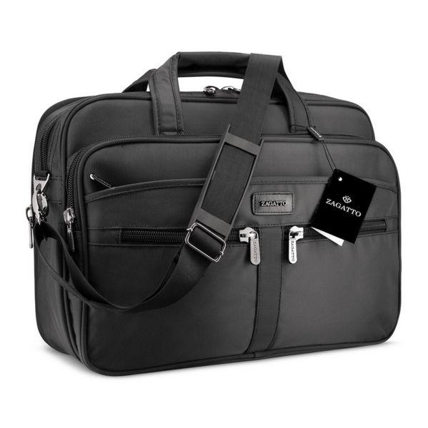 Wielofunkcyjna biznesowa torba na laptopa Zagatto Oxford ZG102 zdjęcie 1