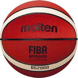 Piłka koszykowa Molten B6G2000 FIBA