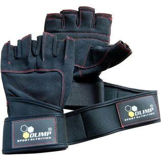 Olimp Rękawice treningowe Raptor czarne Rozmiar - S