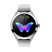 Smartwatch Damski srebrna stalową bransoleta!!!!