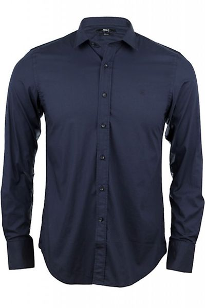 REPLAY Men's Cotton Poplin Shirt Deep Blue M4941D80279A087 - XL zdjęcie 5