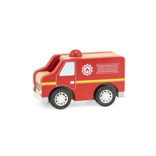 Pojazd Drewniany wóz Straży Pożarnej Viga 44512