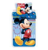 Pościel licencyjna Myszka Miki 140x200 Jerry Fabrics
