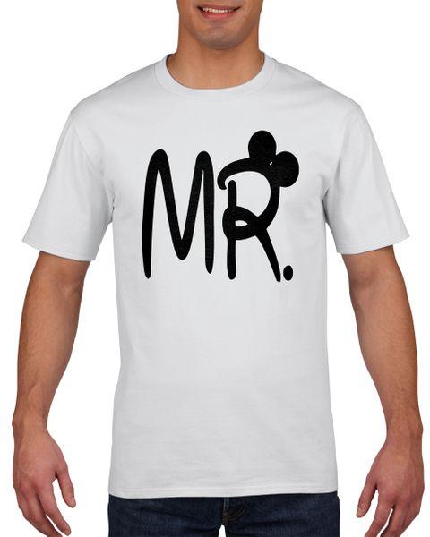 Koszulka męska DLA PAR MR <&> MRS WALENTYNKI S zdjęcie 1