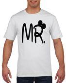 Koszulka męska DLA PAR MR <&> MRS WALENTYNKI S