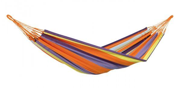 Hamak rodzinny COLOMBIANA MANDARINA 240x160cm #T1