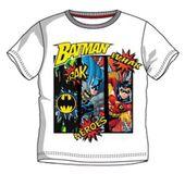 T-Shirt Koszulka Batman White 3Y Licencja Warner Bros (EP1381)