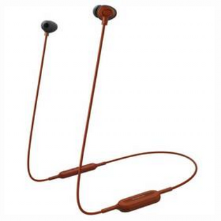 Słuchawki Panasonic RP-NJ310BE-R (RP-NJ310BE-R) Czerwona