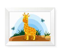Super obrazek dla dziecka duży wybór wzorów atrakcyjny design ŻYRAFA