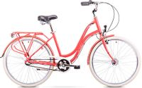 Rower Romet POP ART 26 Róż L