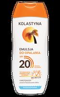 Kolastyna  Emulsja Do Opalania Spf 20 - 200 Ml