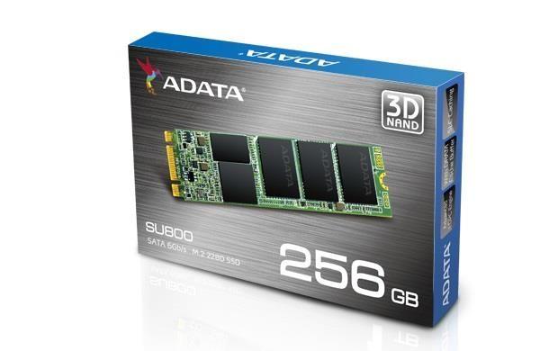 Dysk SSD ADATA Ultimate SU800 256GB M.2 (560/520 MB/s) 2280 3D TLC zdjęcie 1