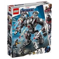 LEGO Avengers - Pogromca War Machine 76124