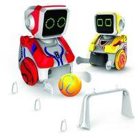 Silverlit - Zdalnie Sterowane roboty Kickabot 2-pak 88549