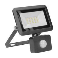 Naświetlacz ogrodowy ORNO BULLED S OR-NL-6136BLR4 20W LED z czujnikiem ruchu do stosowania jako oświetlenie parkingowe ogrodowe posesji fasad reklam