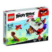 LEGO Angry Birds 75822 Atak Samolotem Świń