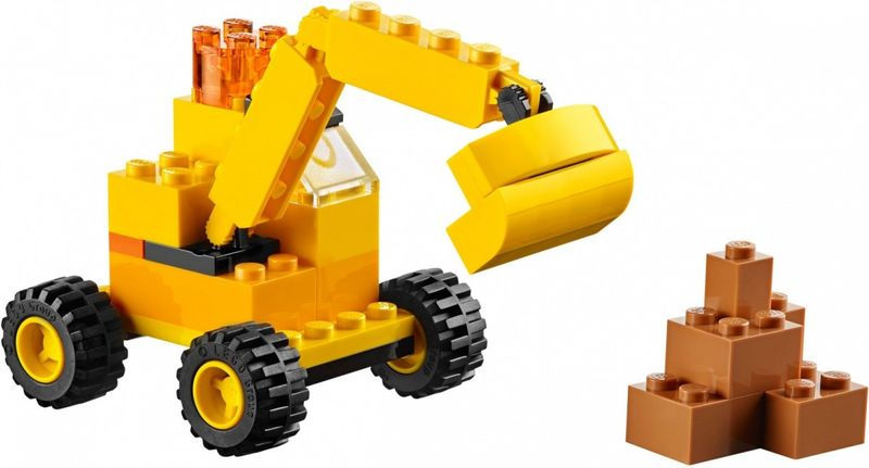 Lego Classic Kreatywne klocki duże pudełko zdjęcie 6