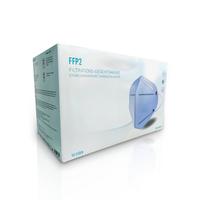 Maseczka medyczna niemiecka FFP2 kn95 50szt z normą CE