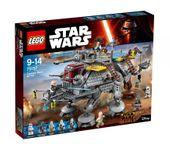 LEGO STAR WARS 75157 AT-TE kapitana Rexa