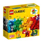 LEGO Classic  Klocki + pomysły 11001
